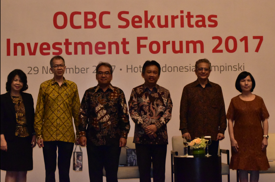 OCBC Sekuritas Investment Forum 2017